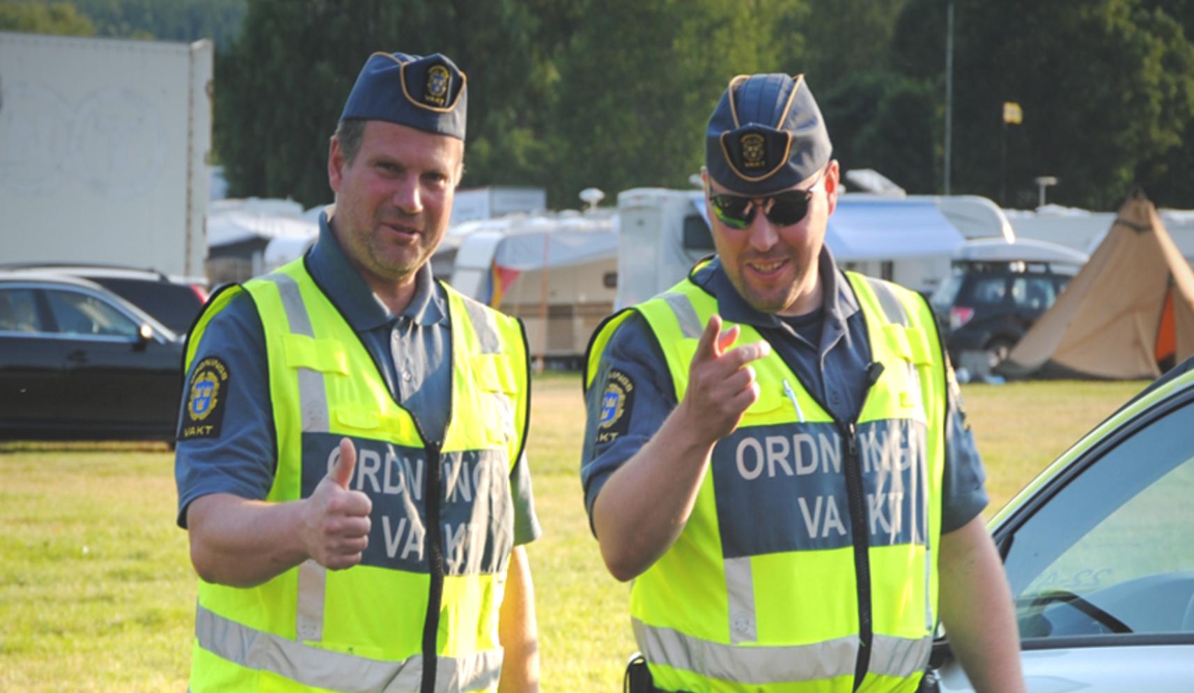 Välkommen till Ordningsvaktservice Karlstad